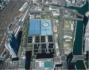 芝浦水再生センター